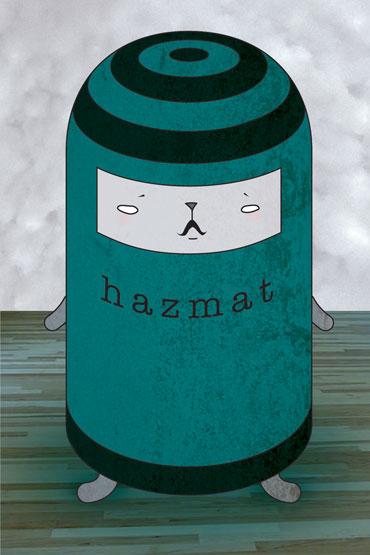 10-Haz-Mat