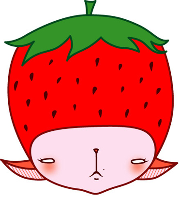 17-strawberry-hat